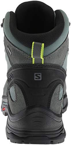 Trekking gris vert fonc Chaussures Salomon Prime GTX Quest fonc HxTcqzIBw