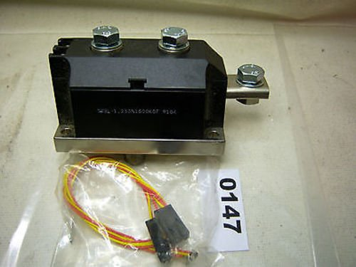 National Electronics Tt250N1600Kof Power Block (0147) by NATIONAL ELECTRONICS
