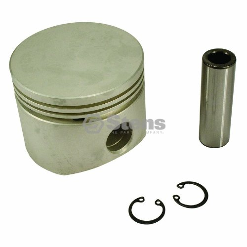- Stens 515-270 Metal Piston +.010, Replaces Kohler: 47 074 08, 47 874 13, 47 874 13-S, A-237403, Cylinder Bore Size: 3.510