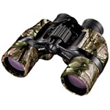 Nikon 8x40 Action VII Ultra Wide View Porro Prism Binoculars, Camo - Clam Pack 7262