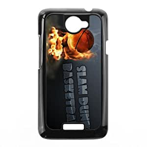 Slam Dunk HTC One X Cell Phone Case Black WS0217547