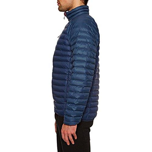 Haglofs Mimic Aw18 Hooded Essens Outdoor Blue Giacca azaw5rxXq
