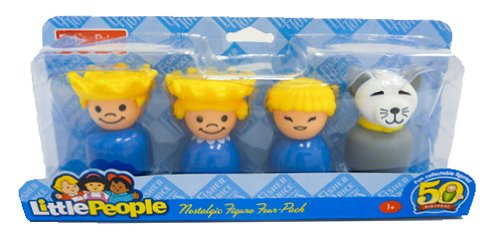 Vintage Fisher Price Little People - 2
