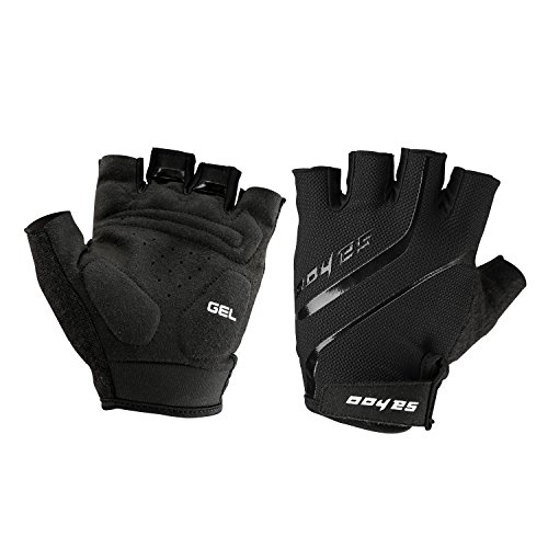 Weanas® Non-slip GEL Silicone Bike Bicycle Half Finger Gloves, Comfortable Breathable Attractive, for Outdoor, Cycling, Riding