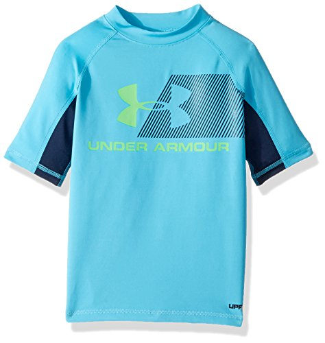 Boys' H20 Reveal Short Sleeve T-Shirt Rashguard, Alpine, 3T ()
