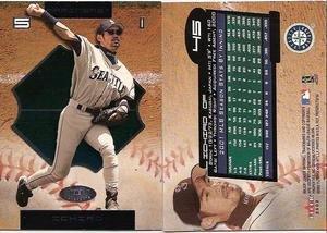 2002 ICHIRO FLEER HOT PROSPECTS # 45 LOT OF 5 CARDS !! Seattle Mariners