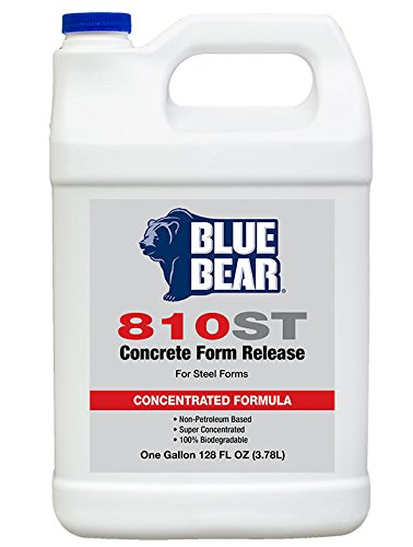 BLUE BEAR 810ST Form Release for Steel 1 Gallon
