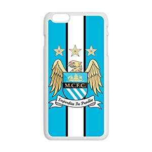 Manchester city logo Phone Case for Iphone 6 Plus
