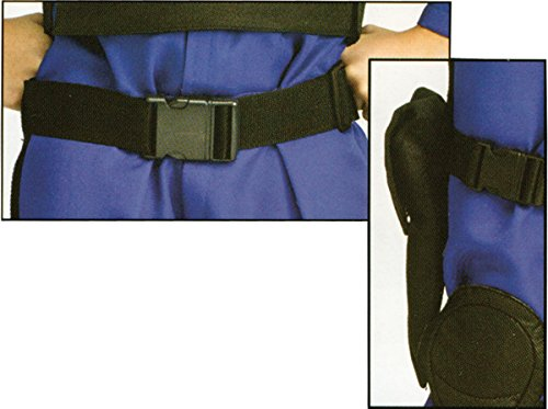 [Web Belt & Thigh Holster Set] (Han Solo Adult Costumes)