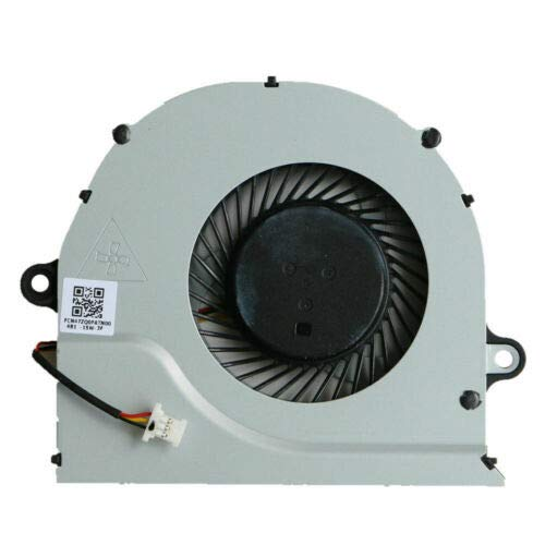 DBParts CPU Fan for Acer Aspire E5-421 E5-471 E5-522 E5-551 E5-571 E5-571G E5-573 E5-574G E5-574T E5-772 F5-571 V3-472G V3-575 E5-421G E5-475 E5-522G E5-532 E5-532G E5-552 E5-571P E5-573G E5-574TG