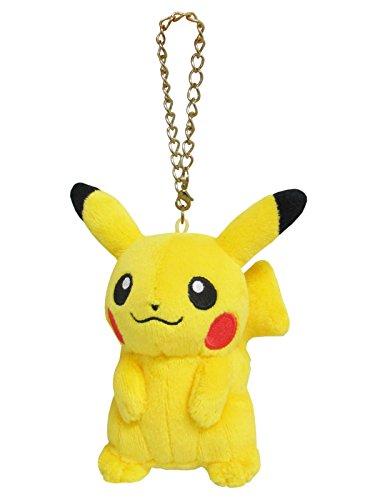 Pokemon Plush Keychain Charm - 4