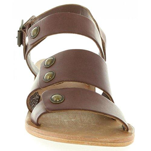 Kickers Sandalias de Mujer 470960-50 KHÔOL 9 Marron