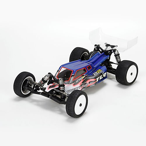 Team Losi 2WD Buggy Race Kit (1/10 Scale) (Bore Kit Race)