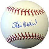 Stan Musial Autographed/Hand Signed MLB Baseball