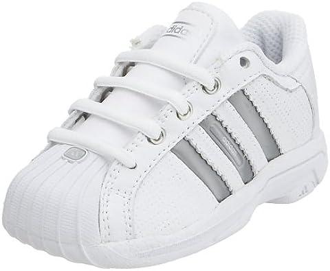 Amazon.com | adidas Infant/Toddler Superstar 2G Ultra 1 Basketball ...