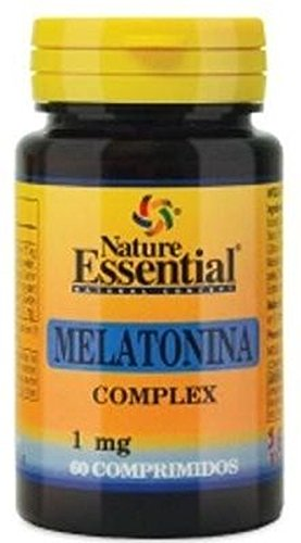 Melatonina Complex 60 comprimidos de 1 mg de Nature Essential