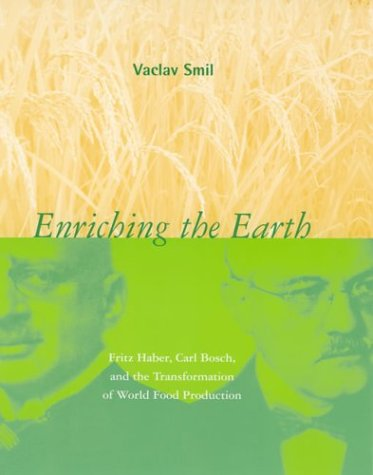 Enriching the Earth: Fritz Haber, Carl Bosch, and the Transformation of World Food Production (MIT Press)