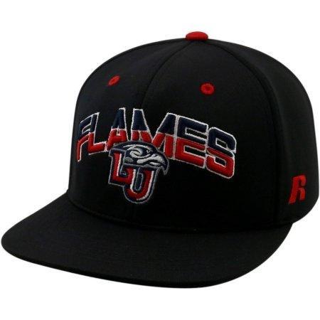 NCAA University of Liberty Flames Flatbill Baseball Hat  Cap