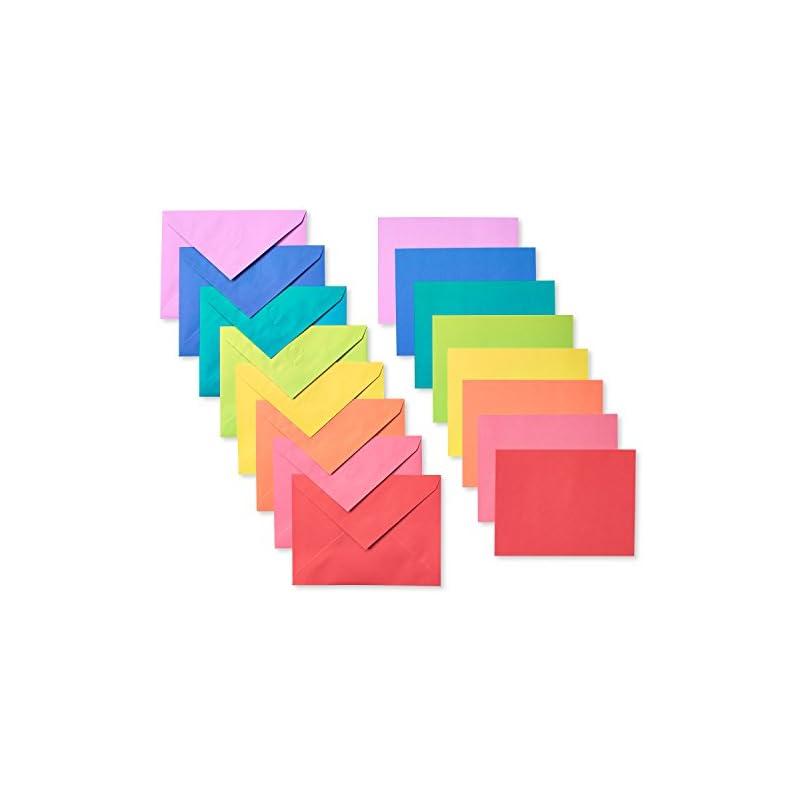American Greetings Rainbow Blank Single