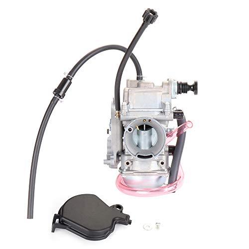 (ECCPP New 15003-1446 Carb Fit for Kawasaki Prairie 400 KVF400C KVF400D 4x4 4WD ATV 1999-2002)