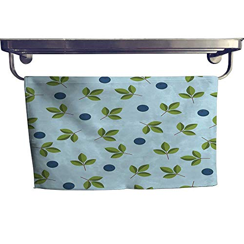 absorbent towel seamless berry wallpaper towel w