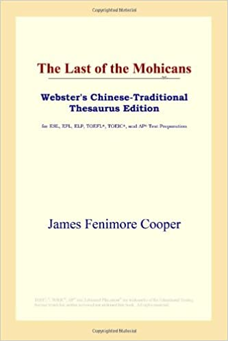 Parhaat iPhonessa ladattavat kirjat The Last of the Mohicans (Webster's Chinese-Traditional Thesaurus Edition) in Finnish PDF