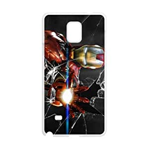 Samsung Galaxy Note 4 Phone Case Iron Man NZ92450