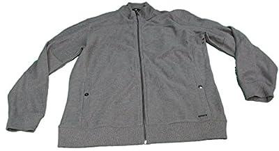 Calvin Klein Men's Lifestyle Full Zip Sportswear Sweater