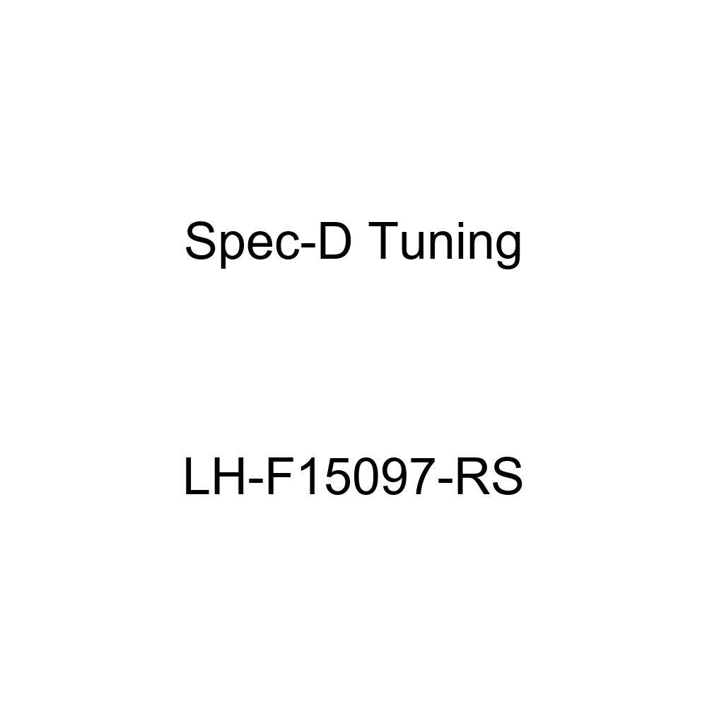 Spec-D Tuning LH-F15097-RS Headlight Led Euro