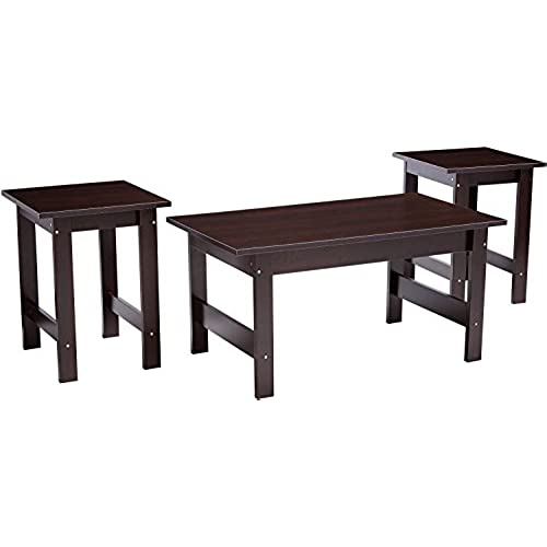 Sauder 412935 Table Set, Cherry