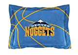 NBA Denver Nuggets Twin Comforter and Sham
