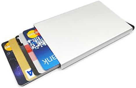 Tapp Collections™ Automatic Pop-up Business Name Card Holder Case