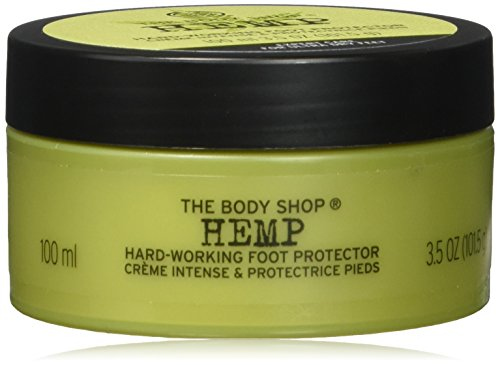 oot Protector, Paraben-Free Foot Cream, 3.5 Oz. (Body Shop Hemp)