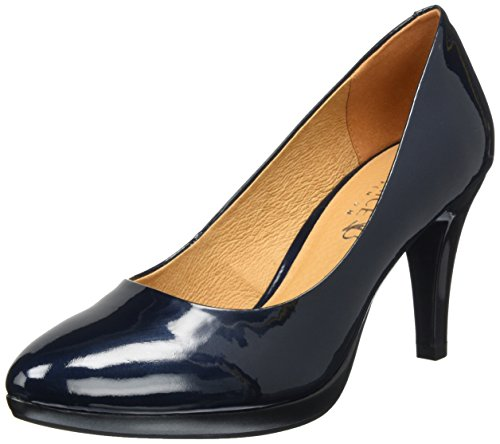 Caprice 22411 Damen Pumps Blau (899)