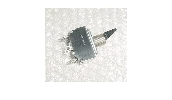 8618, 8618-, Nos Three Position Aircraft Toggle Switch