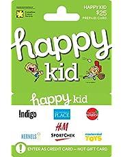 Happy Kid Prepaid Card