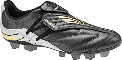 a6862830e41 Diadora Estro LT RTX 14 Soccer Cleat Mens - Black Gold 8.5