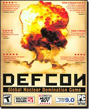 Defcon Global Nuclear Domination Game (Defcon Game)