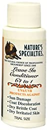 Nature\'s Specialties Sun Guard Leave in Pet Conditioner with UVA/UVB, Trial Size