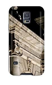 New Fashion Premium Tpu Case Cover For Galaxy S5 - Puerta De Alcal??