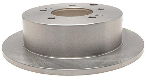 ACDelco 18A2746A Advantage Non-Coated Rear Disc Brake Rotor