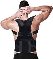 Double-Corrected Body Shaping Fixed Back Strap, Sitting Orthopedic Belt