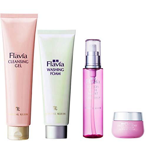 フォーマルクライン クレンジング、洗顔フォーム、化粧水(リッチモイスト150ml)、クリーム(リッチモイスト)4点セット B07KH9H4R8