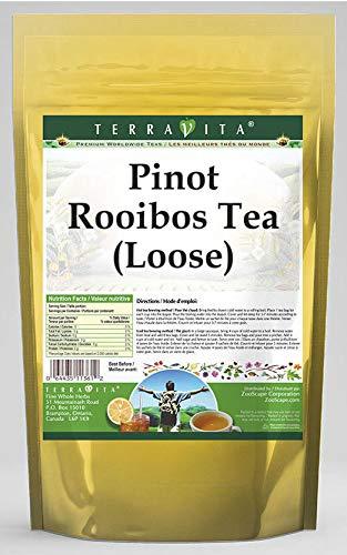 Pinot Rooibos Tea (Loose) (8 oz, ZIN: 543311)