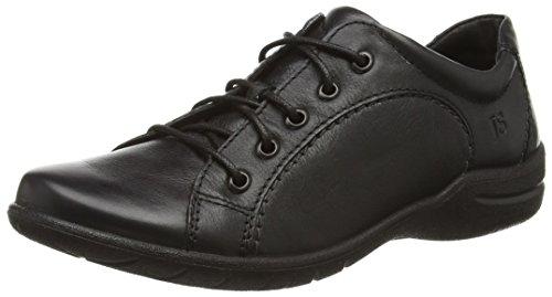 600 Zapatillas Fabienne Negro Mujer 13 Josef Schwarz Seibel qAR1FR6