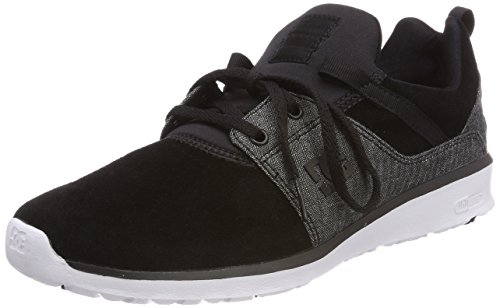 Bw8 DC Shoes Wash Homme Se Baskets Schwarz Heathrow Black q184qTnU