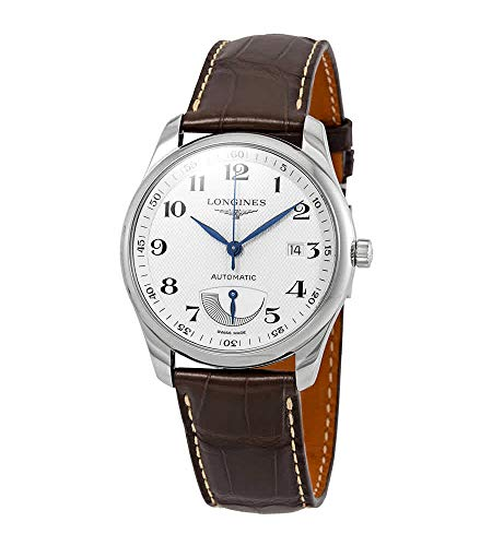 Longines Master Collection Automatic Silver Barleycorn Dial Men's Watch L2.908.4.78.5