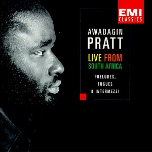 Live From South Africa (Preludes, Fugues & Intermezzi) by EMI Classics