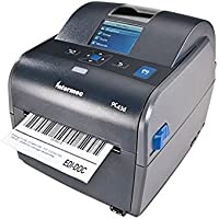 Intermec PC43TA01000201 Series PC43T 4 TT Desktop Printer with Icon Display, USB Host Port, Ethernet, 203 DPI, Includes Americas Power Cord