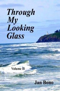 Through the Looking Glass Volume - Bono Blue Glasses